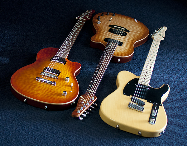 Anderson Hollow Atom CT, Crowdster Plus 2 & Classic T